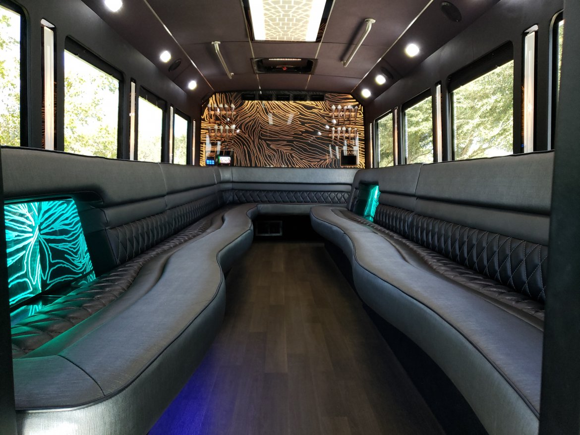 boston limo & party bus company stylish party bus rental